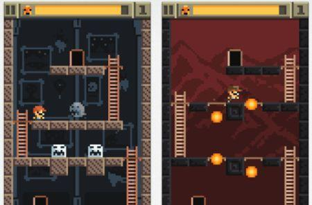 Daily iPhone App: Relic Rush is a one-touch beauty