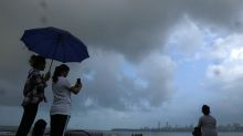 Mumbai: City still relatively dry, showers later this week