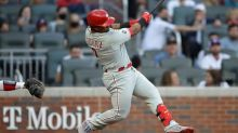Adrianza, Braves rally for 8-7 win over Phillies in 12th