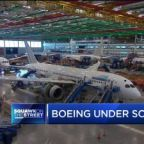 Boeing under scrutiny after report alleges rushed production of 787 jets