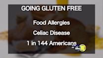 "More people going ""gluten free"" for health reasons"