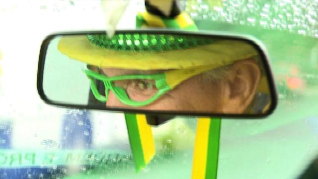 World Cup: Everyone loves the fancy taxi driver