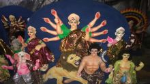 Covid-19 Slashed Durga's Height but Delhi's Idol-makers Face Losses That Inches Can't Measure