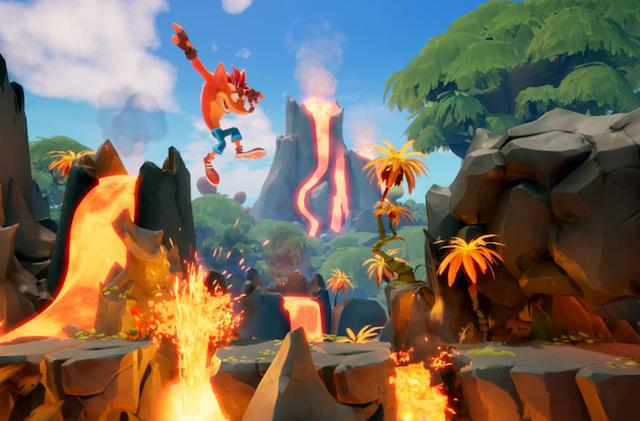 'Crash Bandicoot 4' pretends the PS2-era games never happened