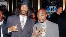 Snoop Dogg to Induct Tupac Shakur Into Rock Hall