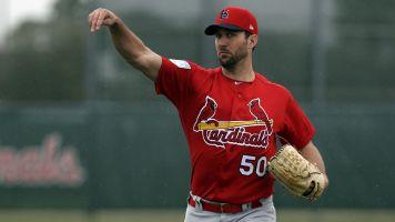 Cardinals pitcher worried about player walkouts