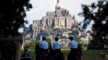 Menaces de mort au Mont-Saint-Michel: le suspect mis en examen et placé en détention provisoire