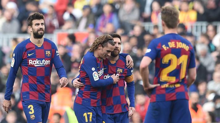 Barcelona is still a title contender despite off-field drama