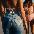 Wrangler x Billabong Features Crochet Bikinis, Summertime Denim & More