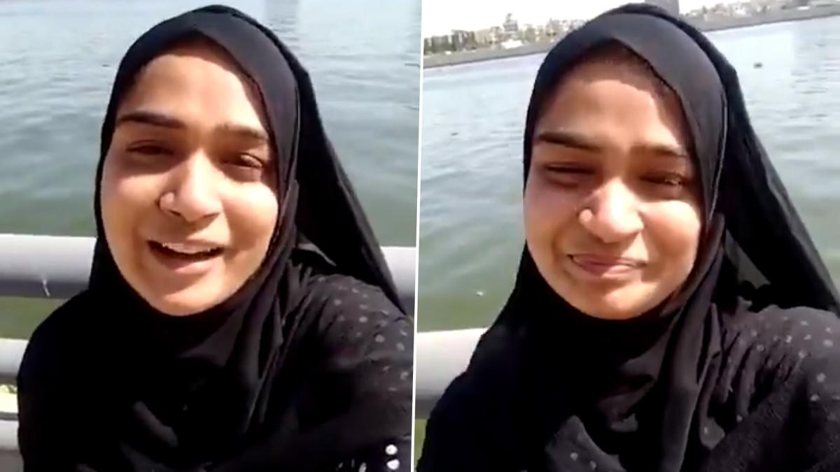 Ahmedabad Woman Ayesha Banu Makrani Records Last Video Message Before  Jumping into Sabarmati River; Case Registered Against Husband For Abetment  to Suicide