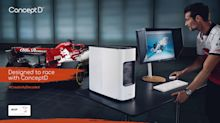 First Marketing Campaign with Alfa Romeo Racing ORLEN Featuring ConceptD Goes Live Today