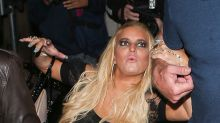 Jessica Simpson owns her apparent drunkenness — as only she can