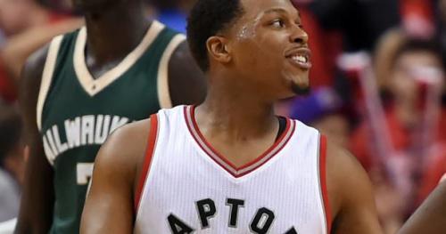Basket - NBA - Le Top 5 de la nuit : Kyle Lowry fait gagner Toronto