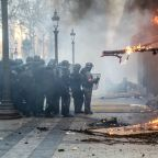 France scrambles for police response to 'yellow vest' violence