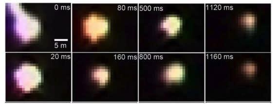 Strange Ball Lightning Caught on High-Speed Video