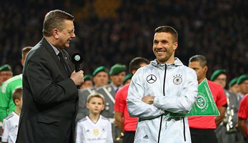 International: Grindel ins UEFA-Exekutivkomitee und FIFA-Council gewählt