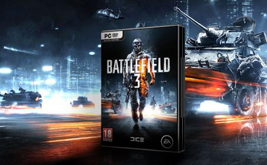 Battlefield 3 to have dedicated servers, leading on PC