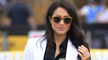Meghan Markle's favourite sunglasses are back in stock — shop them before they sell out again