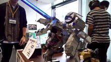 【有片】日本工業大學製Metal Gear REX 識郁識嗌識發炮