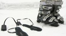 AI ski instructor fits inside your boots