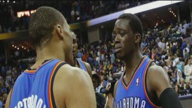 Reggie Jackson saves the day in Game 4