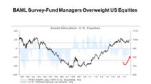 BAML Survey: Fund Managers Bullish on US Stocks after 15 Months