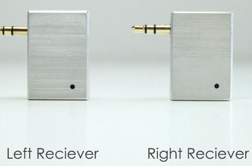 Vertus adds stereo Bluetooth to any pair of powered speakers... if they have a 3.5mm jack