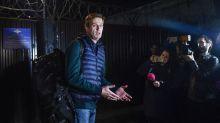 Opposant russe Navalny: sorti de prison et de nouveau accusé