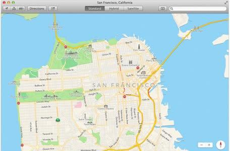 "Apple working on ""new secret project"" with Maps"