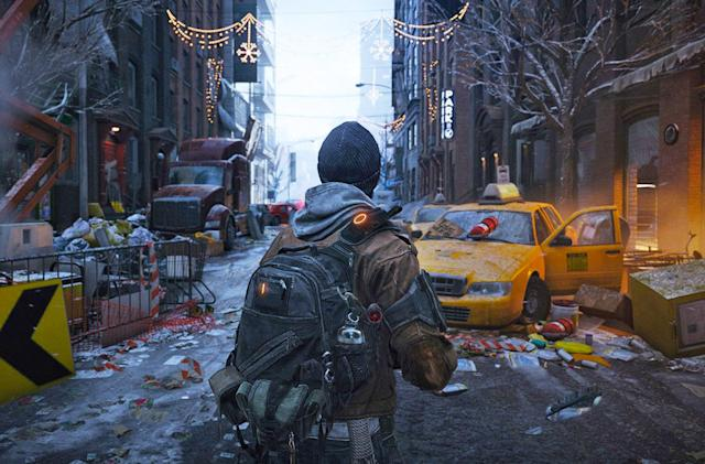 'The Division' will get plenty of extras in its first year