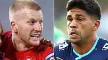 'Facts remain contested': NRL duo to meet after alleged racial slur
