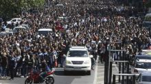 Armenian PM quits after nearly two weeks of street protests