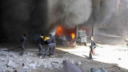 Síria tem ao menos 250 mortos em 48 horas