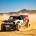 Ford Motor Co. partners with Disney on Ford Bronco reveal