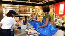 Neues Design: Ikea könnte schon bald die blaue Tüte abschaffen