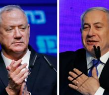 Israel election: Netanyahu and rival Gantz appear headed for a tie and intense negotiations