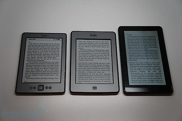Kindle devices selling at a rate of one million a week ahead of holidays