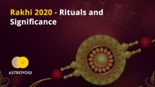 Rakhi 2020 - Rituals and Significance