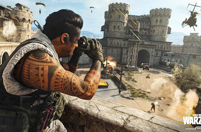 Why Infinity Ward doesn't call 'CoD: Warzone' a battle royale