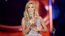 Amanda Holden says NHS 'saved her life' as she urges others to show staff gratitude