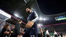 Equipe de France: «Un geste qui n'a pas lieu d'être...» La talonnade d'Adil Rami a saoulé Didier Deschamps