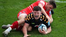 Wasps destroy Leicester Tigers as teenager Barbeary bags hat-trick