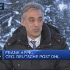 Deutsche Post DHL CEO: UK government hasn't spoken with u...