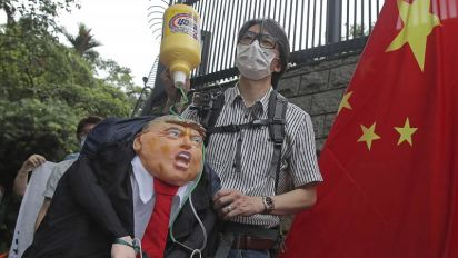 Trump lancia una crociata contro Pechino a partire da Hong Kong