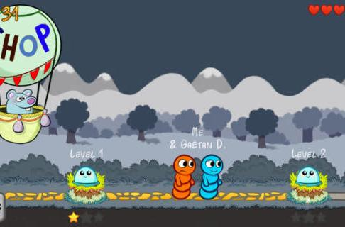 Daily App: Grub will fill your free time with fruit-stuffed, monster-packed mazes