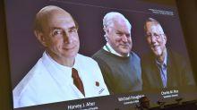 Medizin-Nobelpreis an Entdecker des Hepatitis-C-Virus