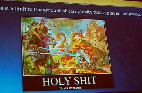 Rob Pardo speaks about Blizzard game design