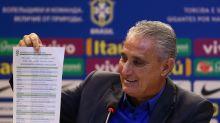 Na Área com Nicola - Tite afirmou a jogadores que permanecerá na seleção