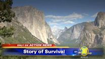 Yosemite employee's story of survival