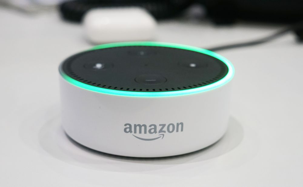 Amazon's smart speaker Echo is a bestseller during its Prime Day in 2017.
